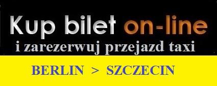 Berlin Szczecinprzejazdy z lotniska taxi do Szczecina